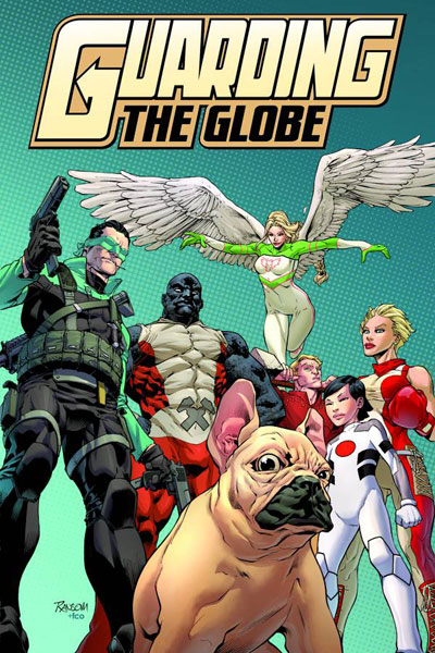 Image: Guarding the Globe #4 - Image Comics