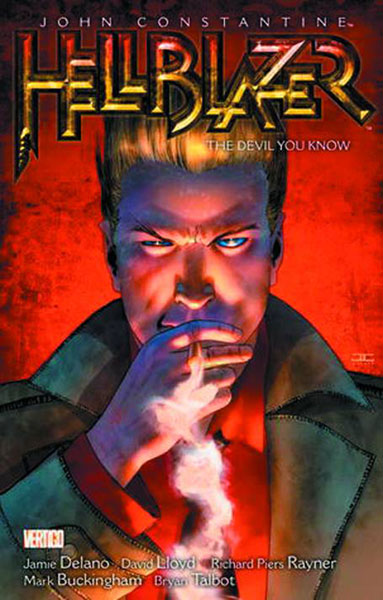Image: John Constantine, Hellblazer Vol. 02: The Devil You Know SC  (new edition) - DC Comics - Vertigo