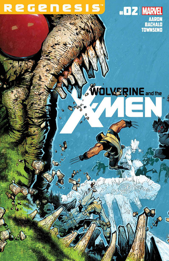 Image: Wolverine and the X-Men #2 - Marvel Comics
