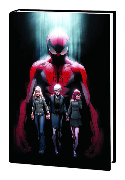 Image: Ultimate Comics Spider-Man: Death of Spider-Man Fallout HC  - Marvel Comics