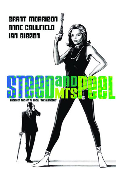 Image: Steed and Mrs. Peel: The Golden Game SC  - Boom! Studios