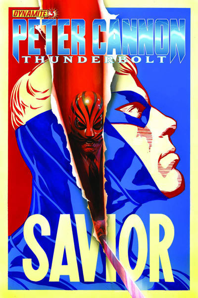 Image: Peter Cannon: Thunderbolt #3 - D. E./Dynamite Entertainment