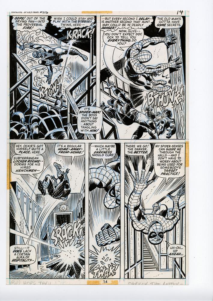 John Romita's Amazing Spider-Man Artist Edition Vol. 02 HC  - IDW Publishing