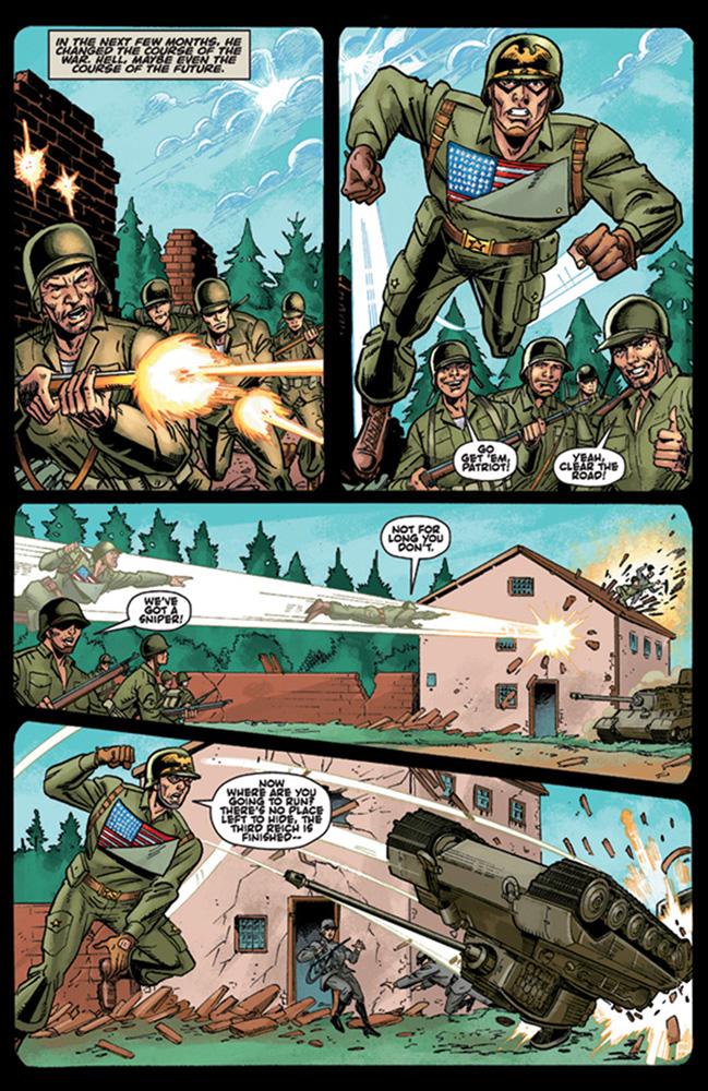 Protectors, Inc #1 (cover B - Portacio & Atiyeh) - Image Comics