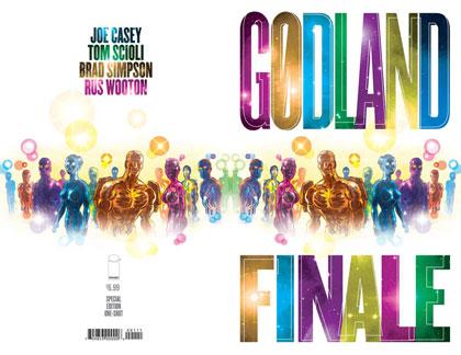 Godland Finale  - Image Comics