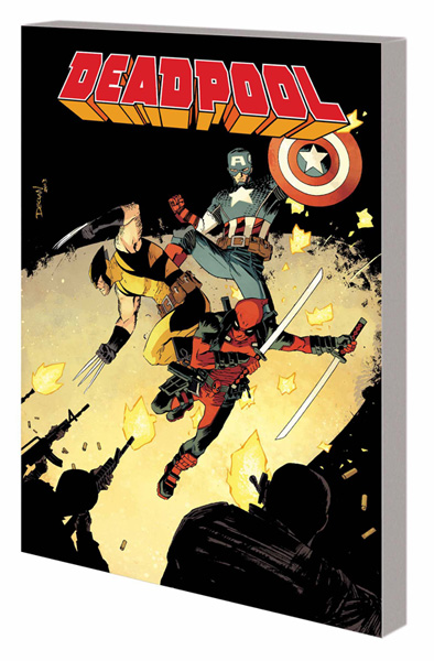 Image: Deadpool Vol. 03: The Good, the Bad and the Ugly SC  - Marvel Comics