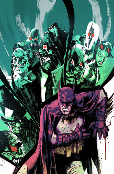 Image: Batman: Legends of the Dark Knight Vol. 03 SC  - DC Comics
