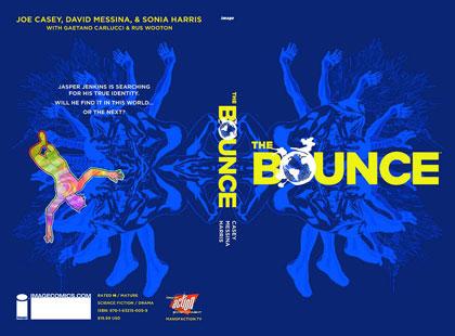 Bounce SC  - Image Comics