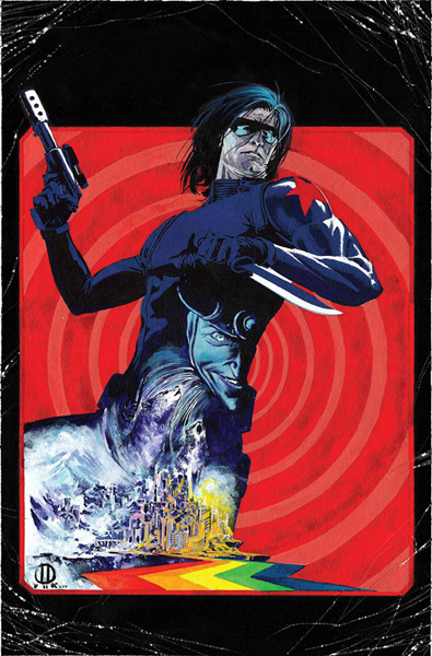 Image: Bucky Barnes: The Winter Soldier #2 - Marvel Comics