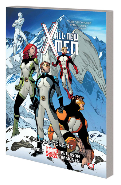 Image: All-New X-Men Vol. 04: All-Different SC  - Marvel Comics