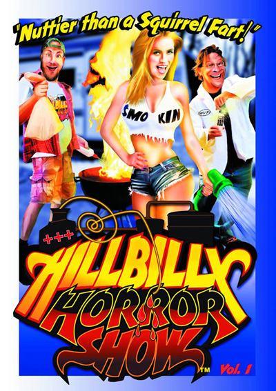 Image: Hillbilly Horror Show Vol. 01 DVD  -