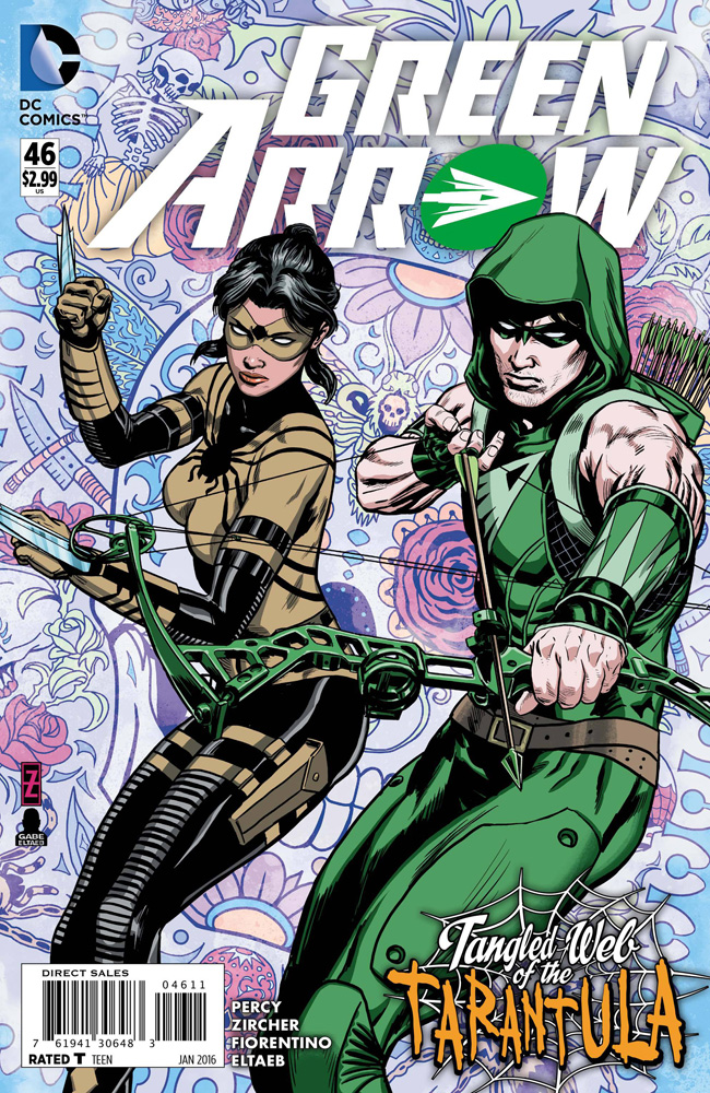 Image: Green Arrow #46 - DC Comics