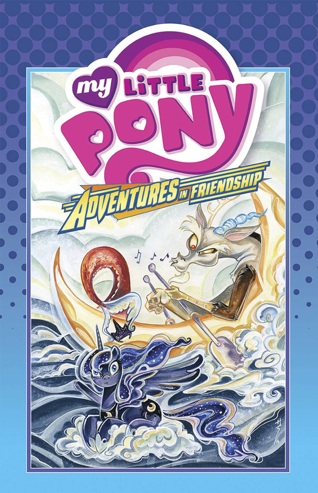 Image: My Little Pony: Adventures in Friendship Vol. 04 HC  - IDW Publishing