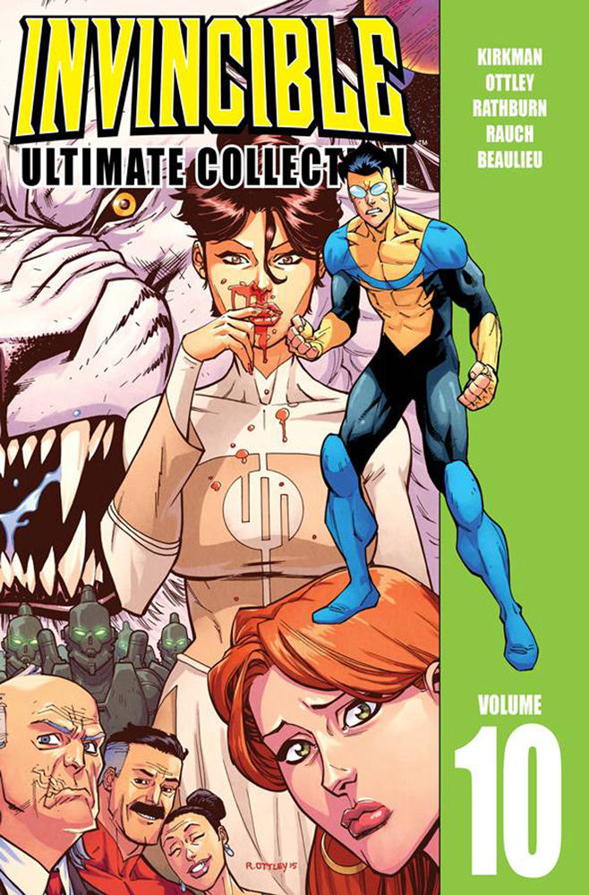 Image: Invincible Ultimate Collection Vol. 10 HC  - Image Comics