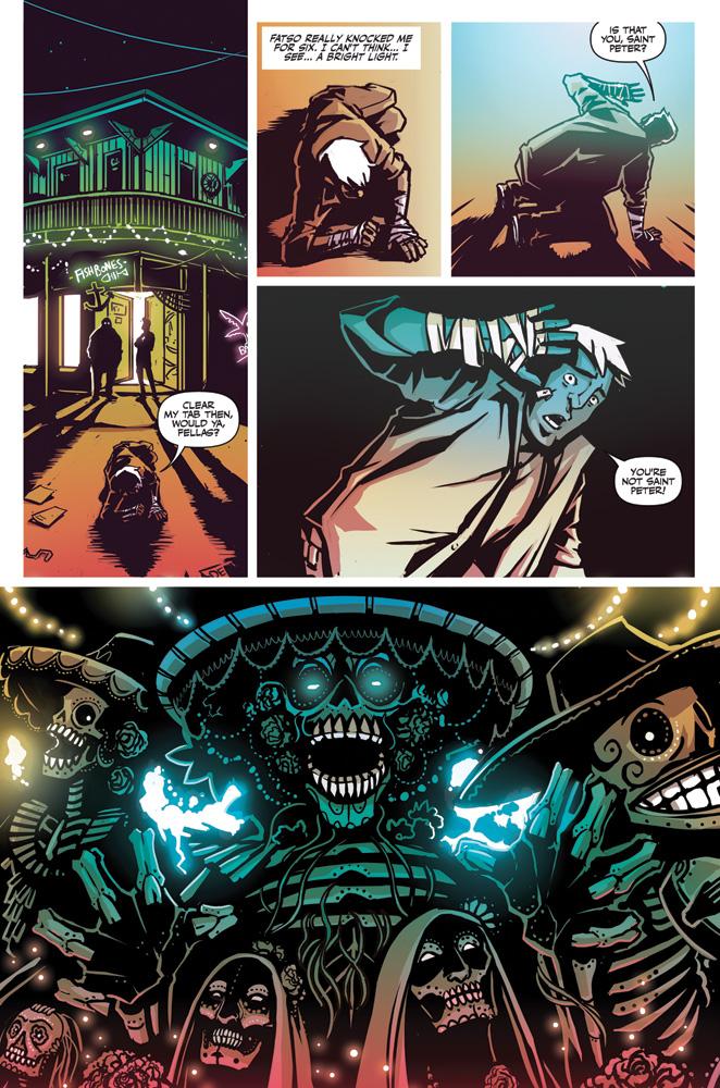 Limbo #1 - Image Comics