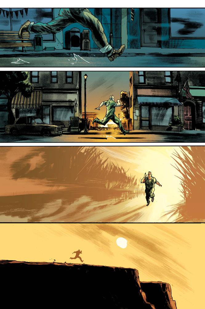 Huck #1 (cover A) - Image Comics
