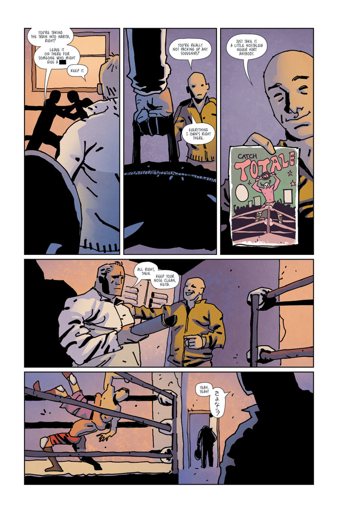 Ringside #1 - Image Comics