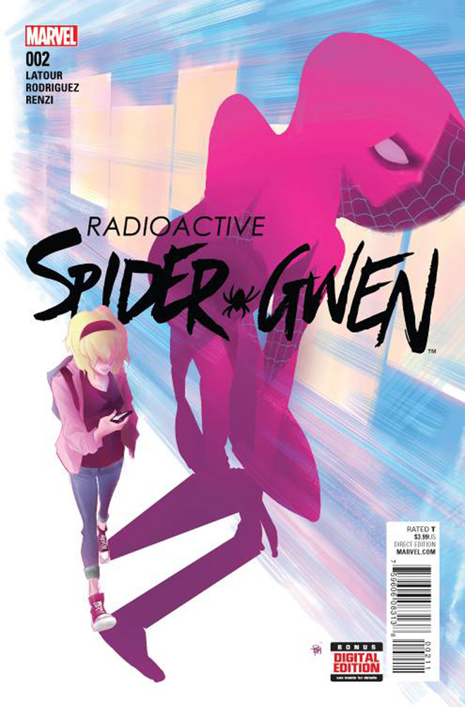 Image: Spider-Gwen #2 - Marvel Comics
