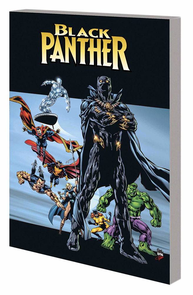 Image: Black Panther by Christopher Priest: The Complete Collection Vol. 02 SC  - Marvel Comics