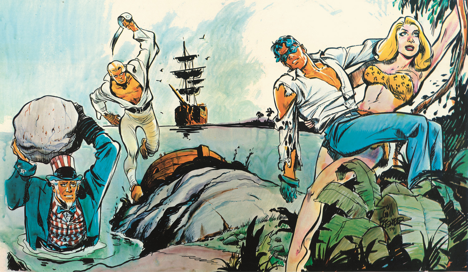 Will Eisner: Champion of the Graphic Novel HC  - Abrams Comicarts