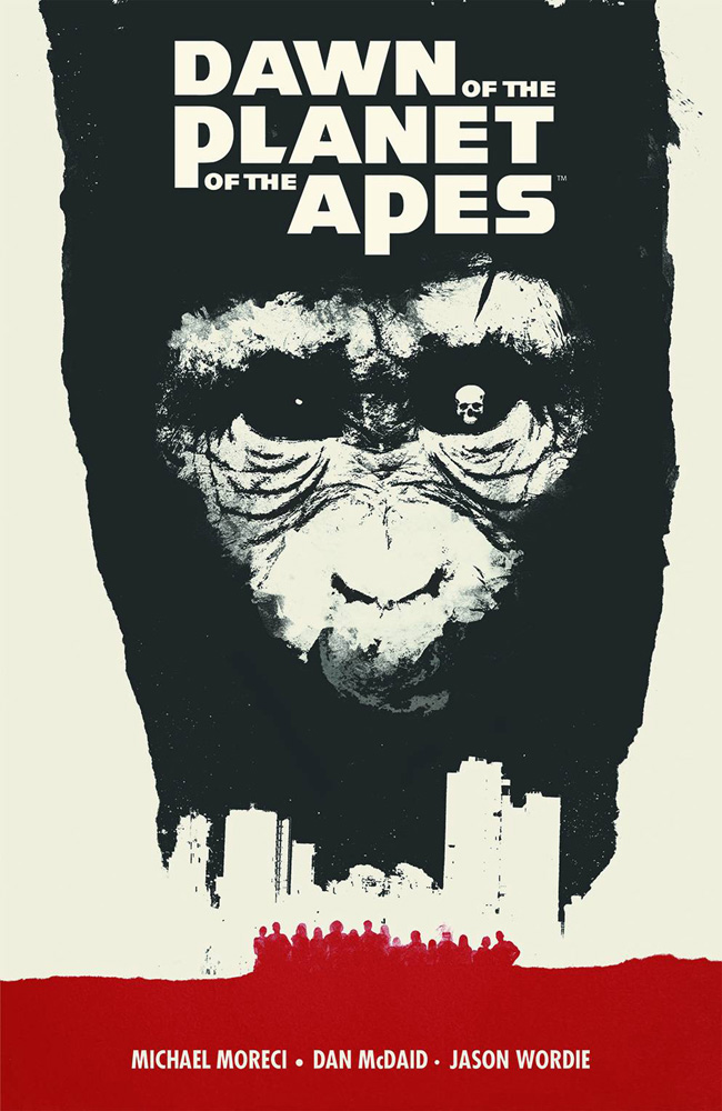 Image: Dawn of the Planet of the Apes Vol. 01 SC  - Boom! Studios