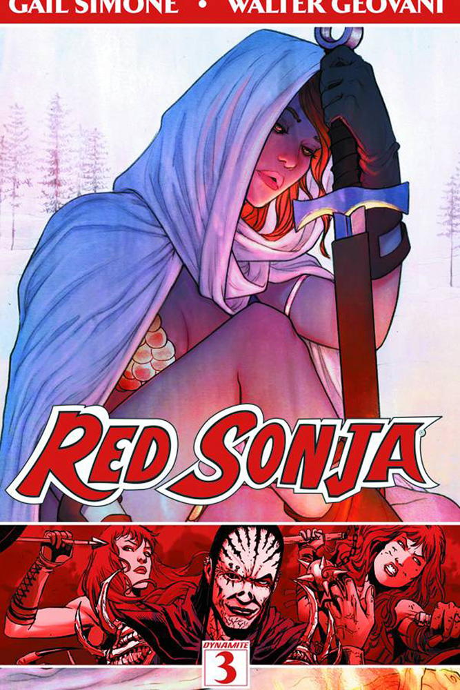 Image: Red Sonja Vol. 03: The Forgiving of Monsters SC  - Dynamite