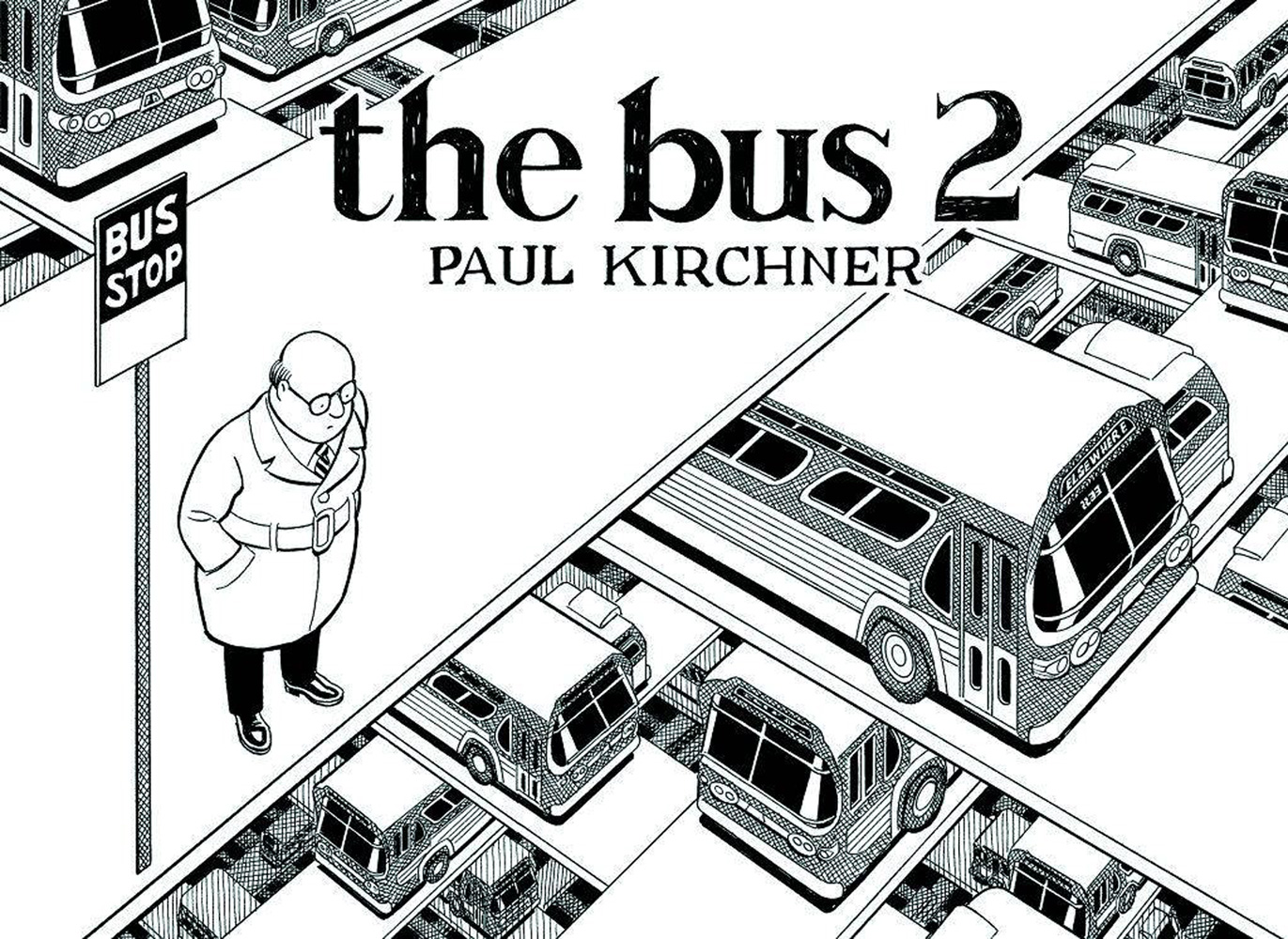 Image: The Bus Vol. 02 HC  - Editions Tanibis