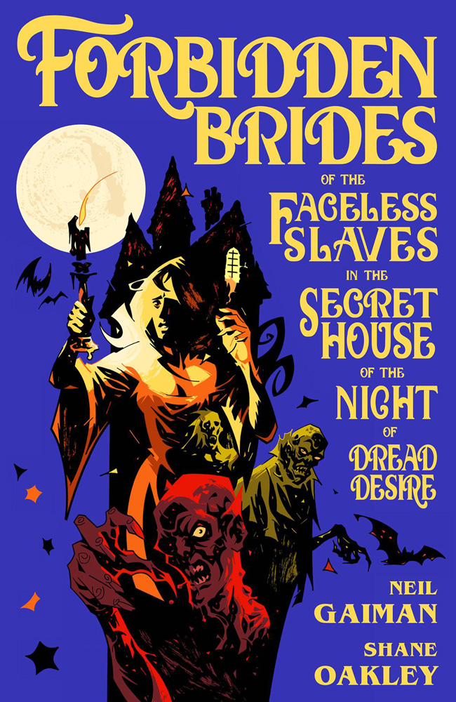 Image: Neil Gaiman's Forbidden Brides of the Faceless Slaves in the Secret House HC  - Dark Horse Comics