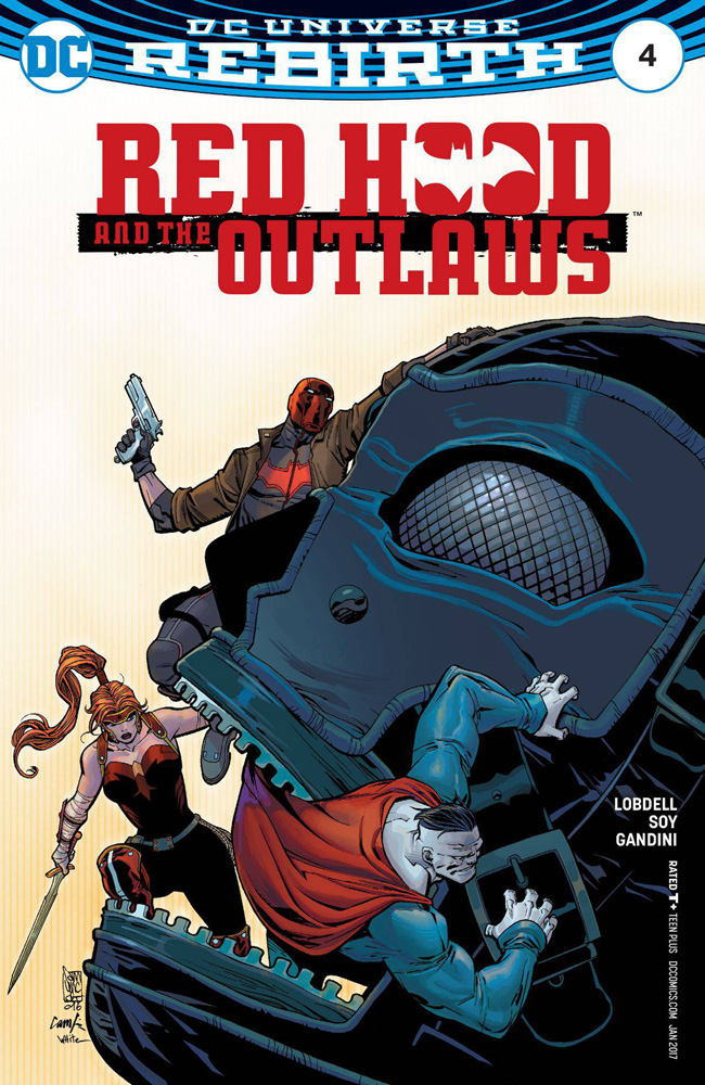Image: Red Hood & the Outlaws #4 [2017]  [2016] - DC Comics