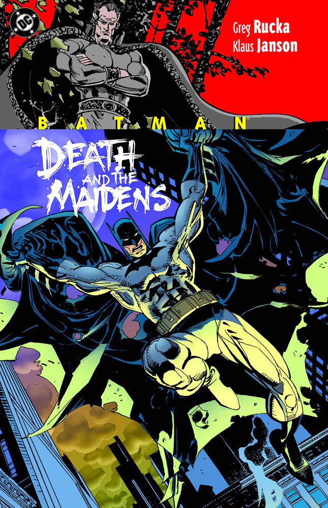 Image: Batman: Death and the Maidens: The Deluxe Edition HC  - DC Comics