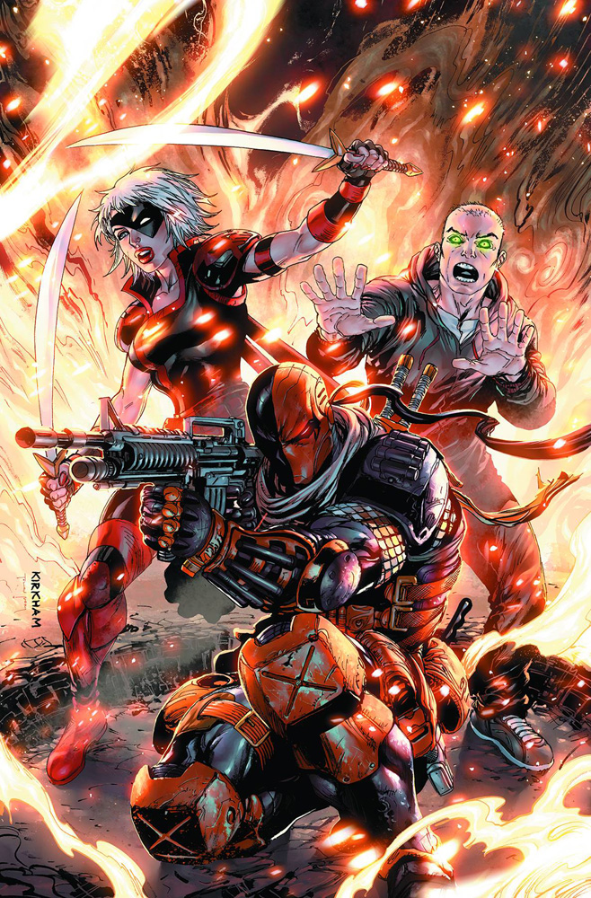 Image: Deathstroke Vol. 04: Family Business SC  - DC Comics