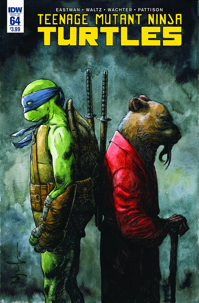 Image: Teenage Mutant Ninja Turtles #64  [2016] - IDW Publishing