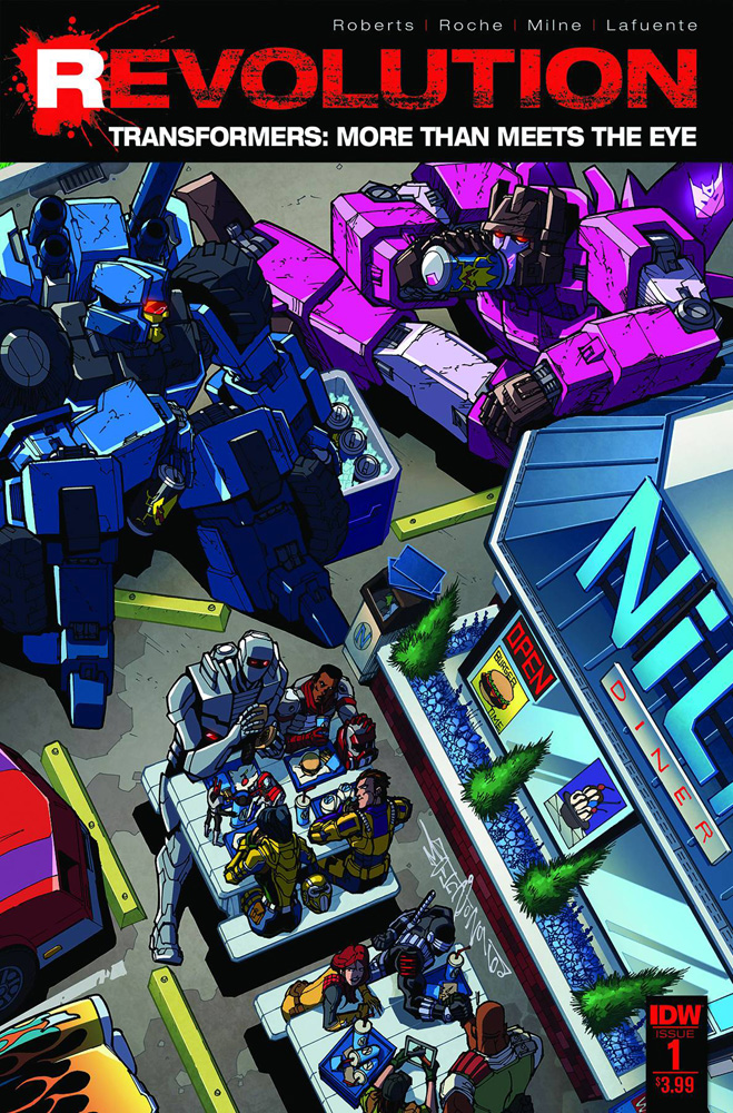 Image: Transformers: More Than Meets the Eye - Revolution #1  [2016] - IDW Publishing