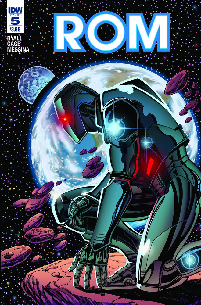 Image: Rom #5  [2016] - IDW Publishing