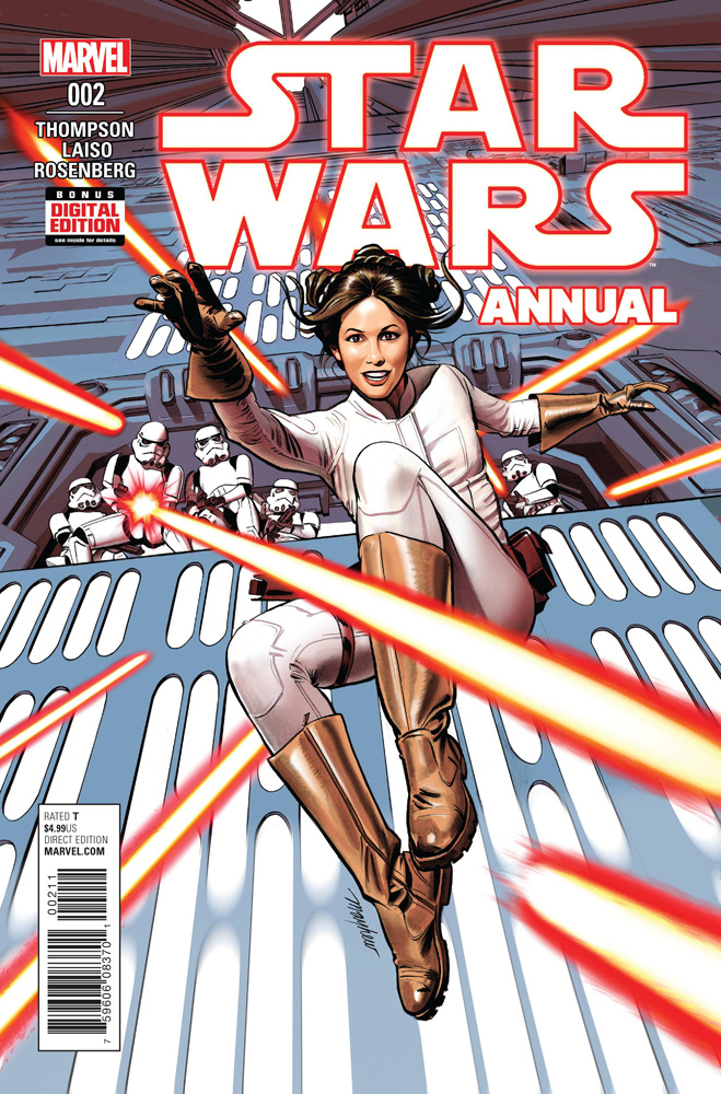 Image: Star Wars Annual #2  [2016] - Marvel Comics