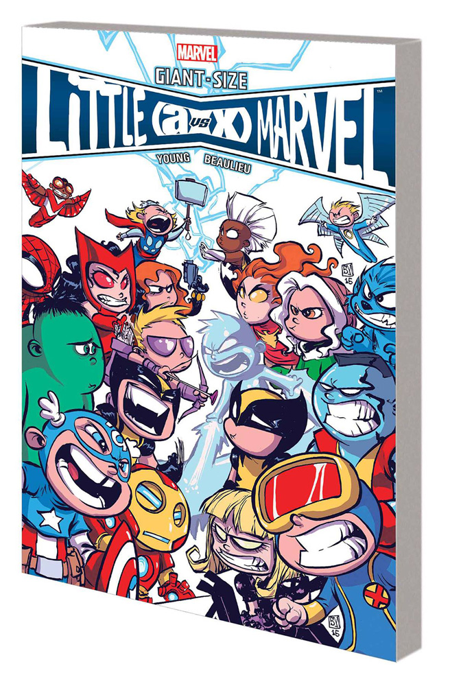 Image: Giant Size Little Marvel: AvX SC  - Marvel Comics
