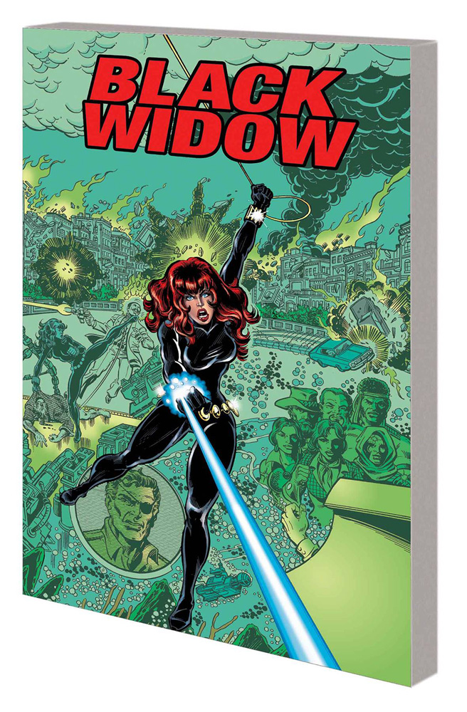 Image: Black Widow: Web of Intrigue SC  - Marvel Comics