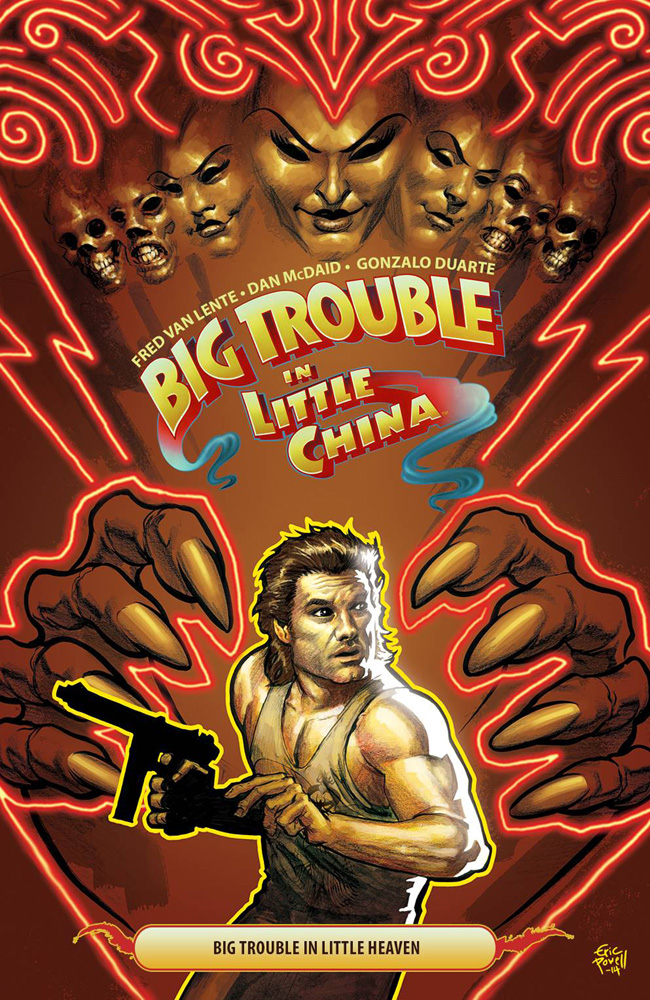 Image: Big Trouble in Little China Vol. 05 SC  - Boom! Studios