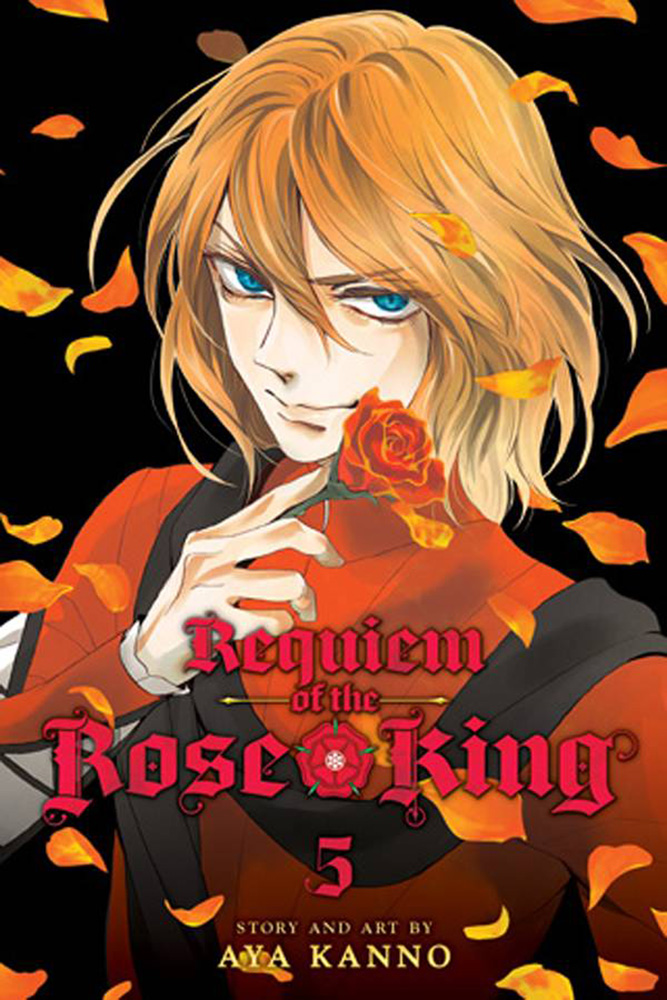 Image: Requiem of the Rose King Vol. 05 GN  - Viz Media LLC