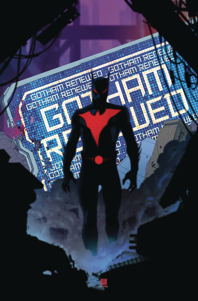 Image: Batman Beyond #14  [2017] - DC Comics