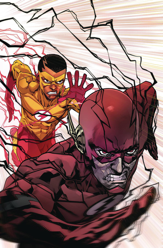 Image: Flash #34  [2017] - DC Comics