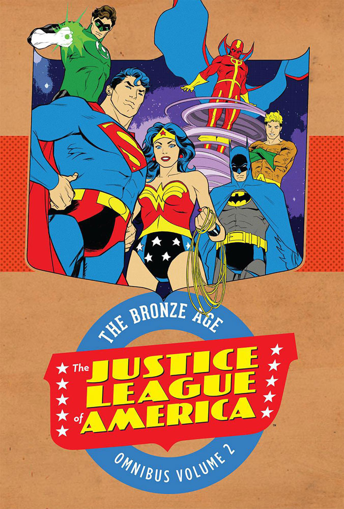 Image: Justice League of America: The Bronze Age Omnibus Vol. 02 HC  - DC Comics