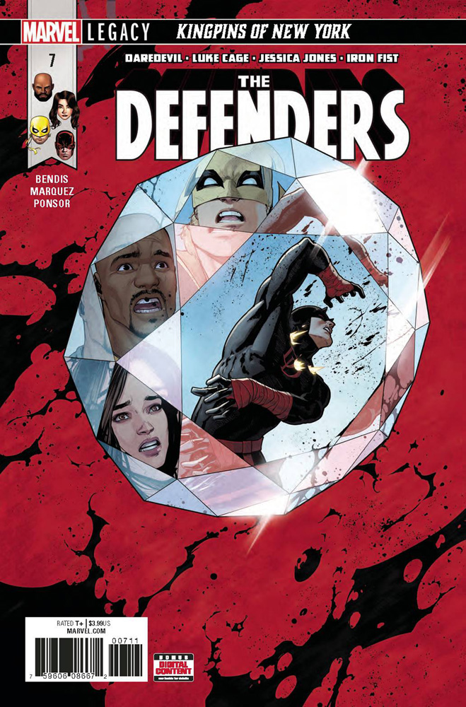 Image: Defenders #7 (Legacy)  [2017] - Marvel Comics