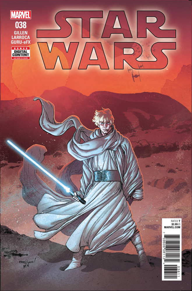 Image: Star Wars #38  [2017] - Marvel Comics
