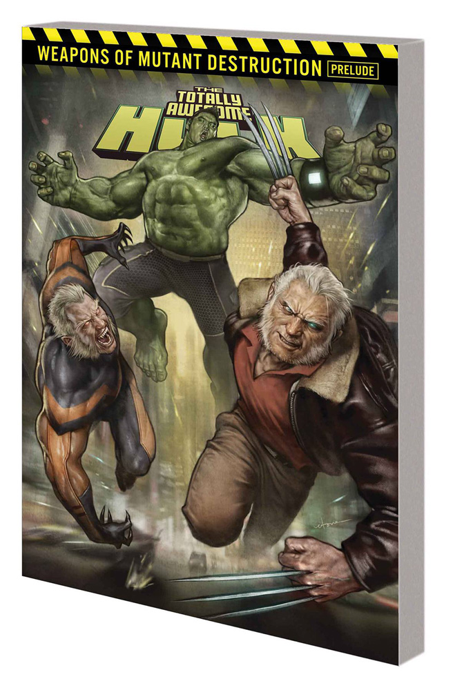 Image: Totally Awesome Hulk Vol. 04: My Best Friends are Monsters SC  - Marvel Comics
