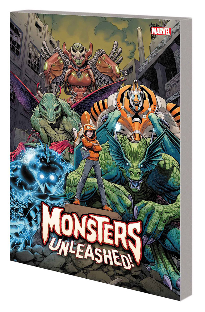 Image: Monsters Unleashed Vol. 01: Monster Mash SC  - Marvel Comics