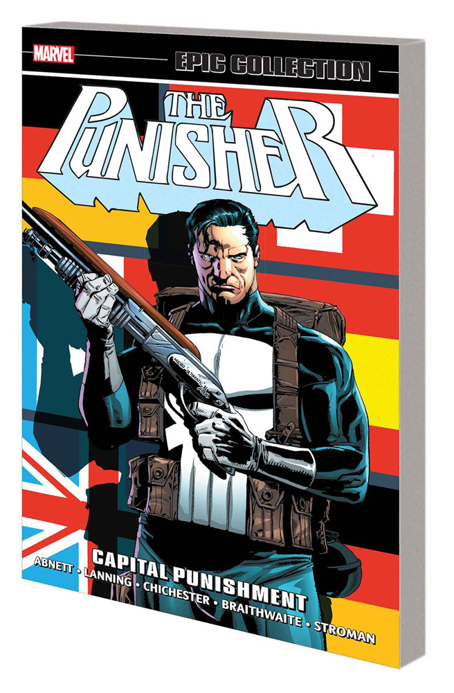 Image: Punsher Epic Collection: Capital Punishment SC  - Marvel Comics