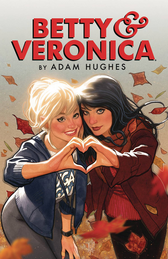 Image: Betty & Veronica by Adam Hughes SC  - Archie Comic Publications