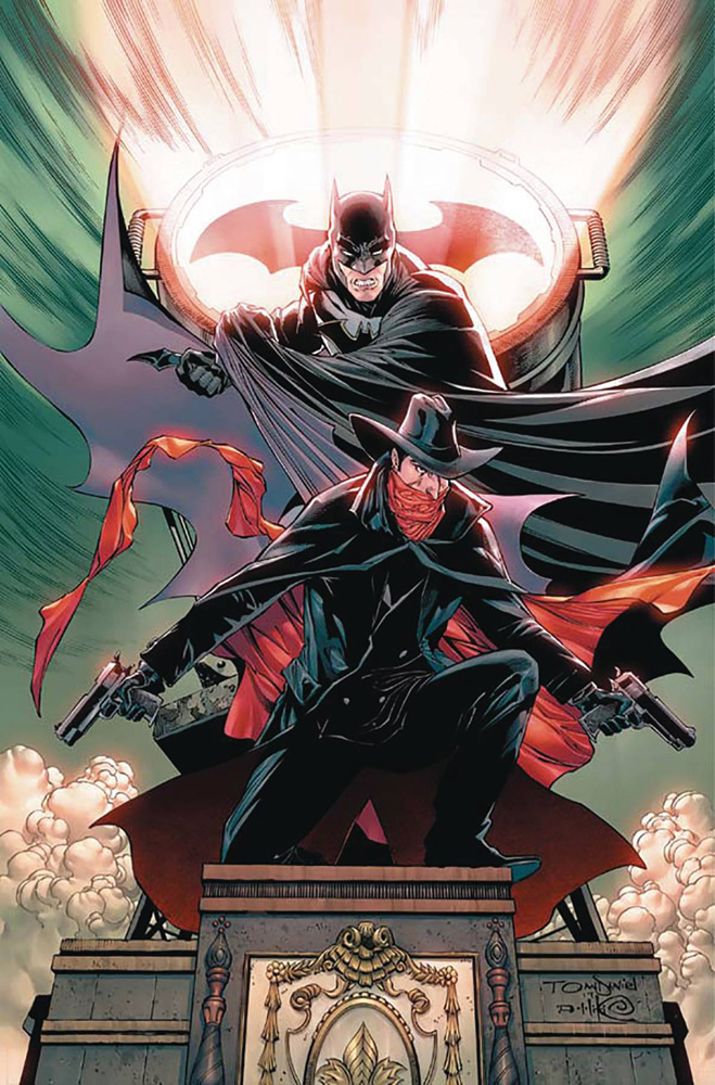 Image: Shadow / Batman #2 (cover G incentive - Daniel Virgin) (20-copy)  [2017] - Dynamite
