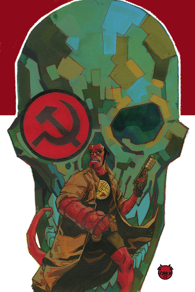 Image: Hellboy and the B.P.R.D.: 1956 #1  [2018] - Dark Horse Comics